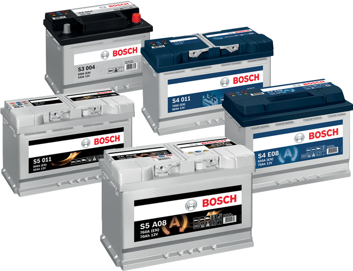 Bosch Easy Way Batterie